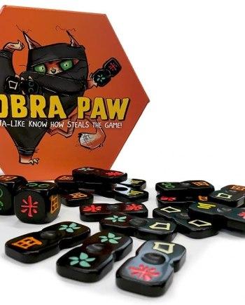Bananagrams Cobra Paw Board Game
