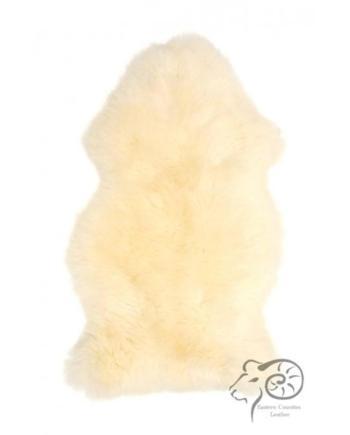 Natural Single Sheepskin Rug