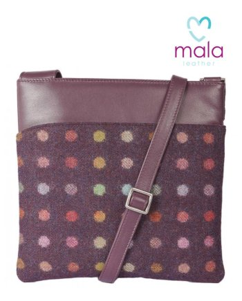 Mala Abertweed Handbag