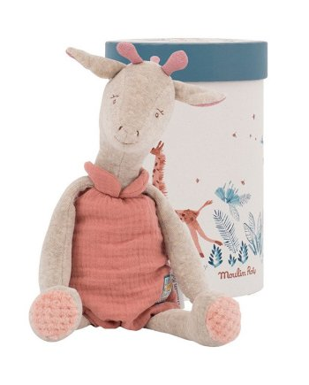 Bibiscus The Giraffe by Moulin Roty