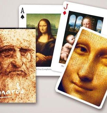 Leonardo Playing Cards