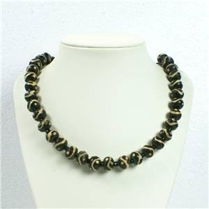 Yak bone necklace