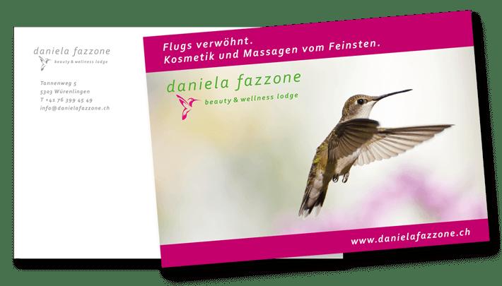 Graphic Design Gutschein