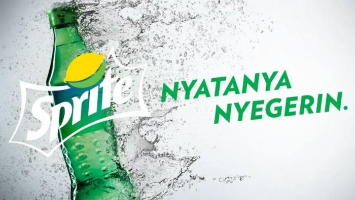 contoh iklan niaga minuman