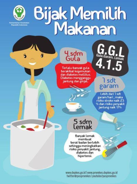 contoh iklan layanan masyarakat makanan