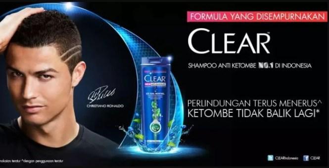 contoh iklan produk shampo