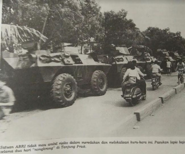 peristiwa tanjung priok 1984