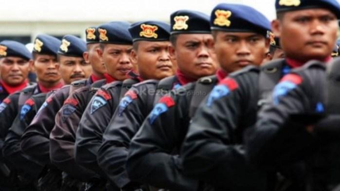 22 Urutan Pangkat Polisi Beserta Gambar, Kepangkatan ...