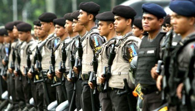 pangkat polisi