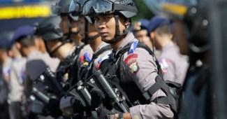 kepangkatan polisi