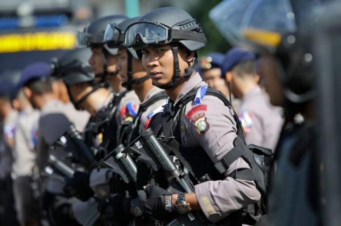 22 Urutan Pangkat Polisi Beserta Gambar Kepangkatan