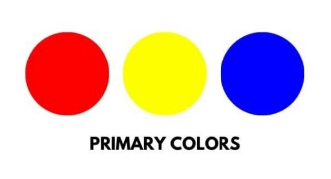 warna primer adalah