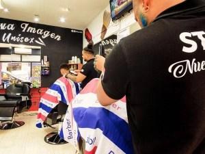 Peluquería Nueva Imagen es la nueva estética Unisex para todas las edades ubicada en la zona de tapas típica de Salamanca, Vandyck
