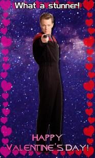 Voyager Valentine - Tom Paris