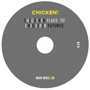 Chicken Chequered Flags to Chequered Futures DVD