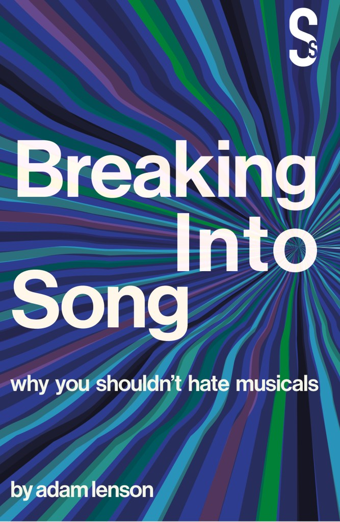 Breaking into Song book cover