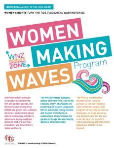 WNZ2012ProgrammeFrontCover