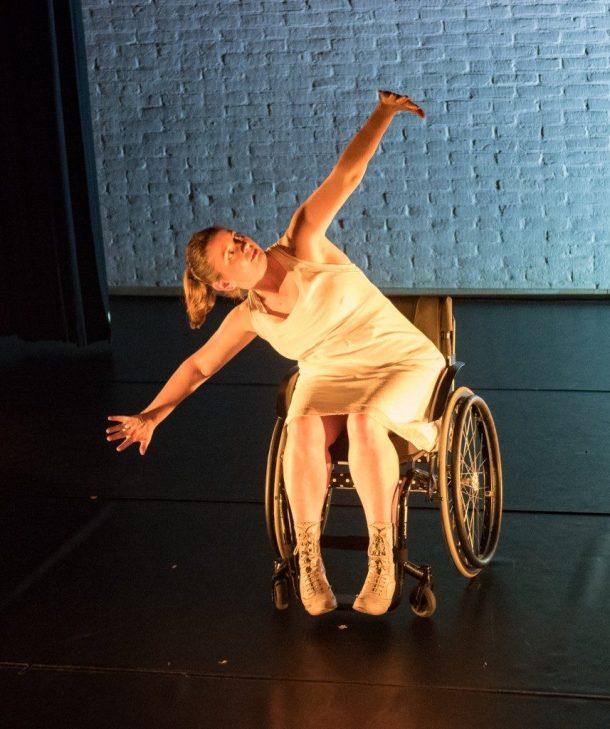 inclusiedans rolstoeldans rolstoel