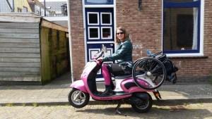 rolstoel scooter