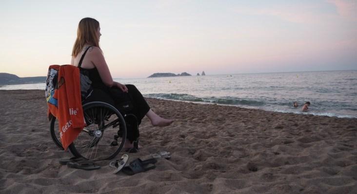vakantie Spanje rolstoel emigreren