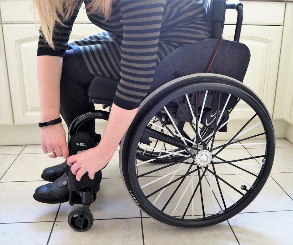 fietstasje aliexpress rolstoel