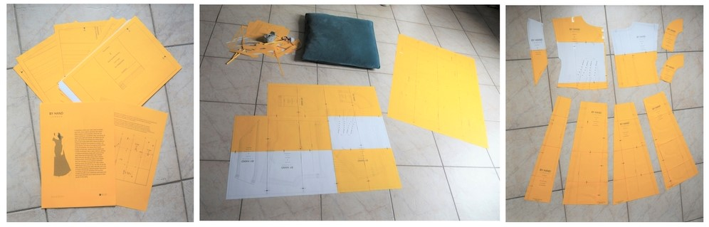 naaien met pdf patroon