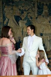 trouwdag bruiloft
