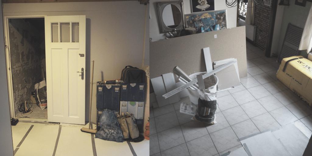verbouwing badkamer klussen