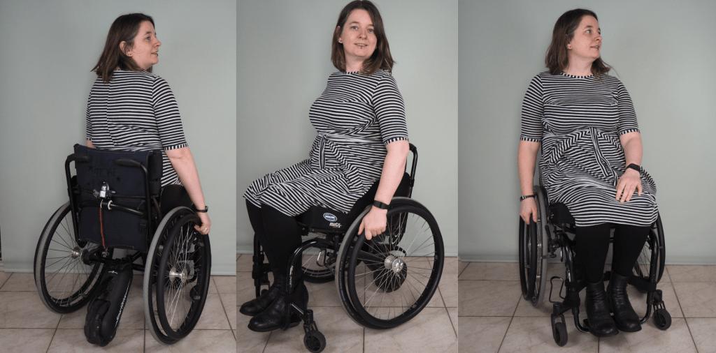 ADL rolstoel Kuschall