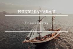 Kapal Phinisi Samara II