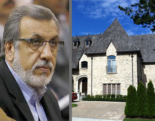 به گزارش روزنامه گلوب اندمیل، این خانه توسط خاوری در سال 2007 به قیمت نزدیک به 3 میلیون دلار خریداری شده است
