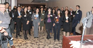 There are currently more than 30 professional Iranian-Canadian associations in Ontario including the Iranian Women's Organization of Ontario, Iranian-Canadian Lawyers Association and the Canadian Society of Iranian Engineers and Architects