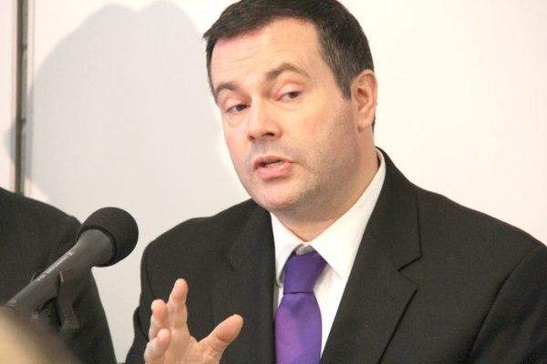 جیسون کنی ، وزیر امور مهاجرت و شهروندی کانادا - عکس از سلام تورنتو