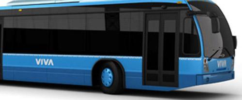 NOVA BUS - Partners with York Region Transit