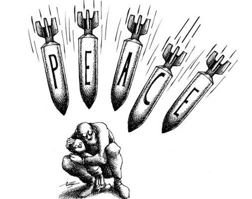 طرح صلح: مانا نیستانی