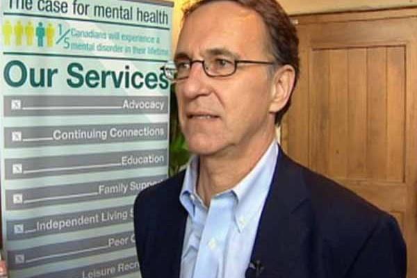 جان دلالوی رئیس انجمن سلامت روان کانادا: در سال 2011 حدود 500 نفر به زندگی خود خاتمه دادهاند