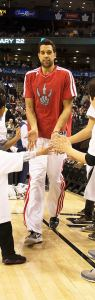 Landry Fields is an American professional basketball player for the Toronto Raptors of the NBA