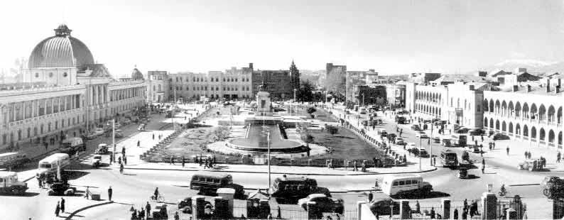 میدان بهارستان