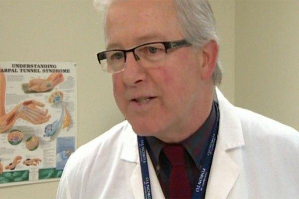 دکتر استیون مک کیب