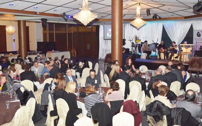 جمعه 4 مارچ  2016 فرصتی بود تا جمعی از نیکوکاران با گرد آمدن در محل رستوران شیراز   حمایت خود را از فعالیتهای خیریه بنیاد مهر کوثر نشان دهند