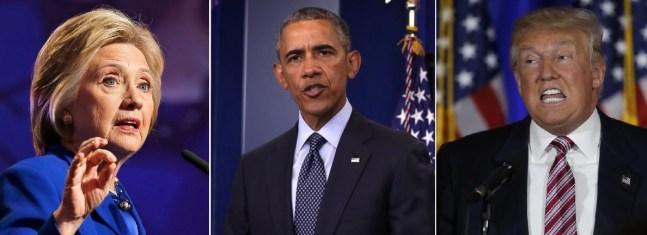 باراک اوباما: این عمل  نتیجه عمل یک تروریست که در آمریکا رشد کرده است هیلاری کلینتون :عربستان، کویت و قطر باید جلوی کمکهای مالی شهرواندنشان را به افراطیون بگیرند دانلد ترامپ: «اگر ما به والدین این قاتل اجازه مهاجرت از افغانستان به آمریکا را نداده بودیم این اتفاق نمی افتاد.»