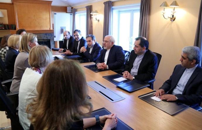 Iran-EU Diplomats 2