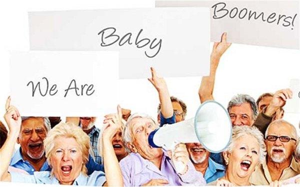 به دلیل اینکه پس از جنگ جهانی دوم میزان تولد و افزایش جمعیت به شکل چشمگیری افزایش یافت، تقریباً همه امکانات و صنایع در جهت سرویس دادن به این قشر تازه، شروع به پیدایش و رشد نمود.