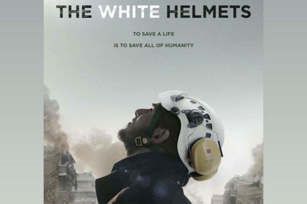 کلاه سفیدها که ماجرای کمک رسانی به قربانیان جنگ داخلی سوریه را به تصویر کشیده نامزد دریافت اسکار در بخش فیلمهای مستند بود.