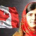 جاستین ترودو: «مالالا یوسف زای روز 12 اپریل به کانادا می آید  تا در پارلمان کانادا سخنرانی کند و رسما سیتی زن شیپی افتخاری کانادا را دریافت کند.»