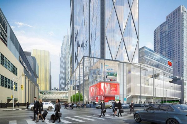 CIBC to move head offices to new Bay Park Centre