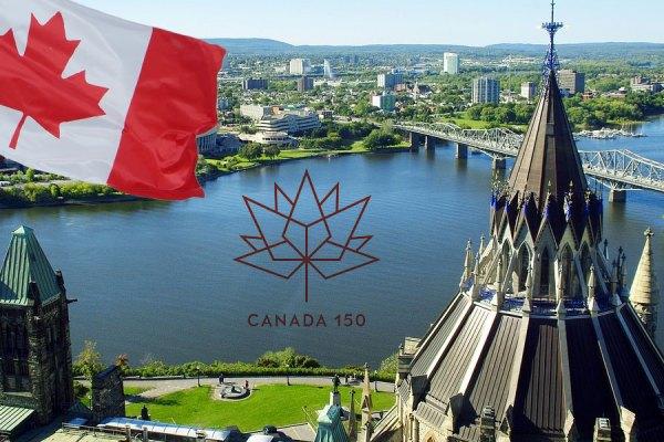 به مناسبت تولد  کانادا
