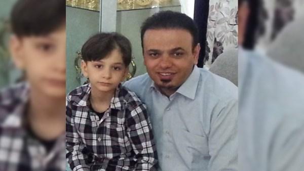 چند ماه بعد از مرگ مریم رشیدی، همسرش احمد نورانی شالو به اتفاق پسرشان کوروش به ونکوور نقل مکان کرد.