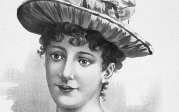 ماری دیکسون کایز  اولین زنی بود که توانست با ابریشم و نخ  کلاههای حصیری ببافد