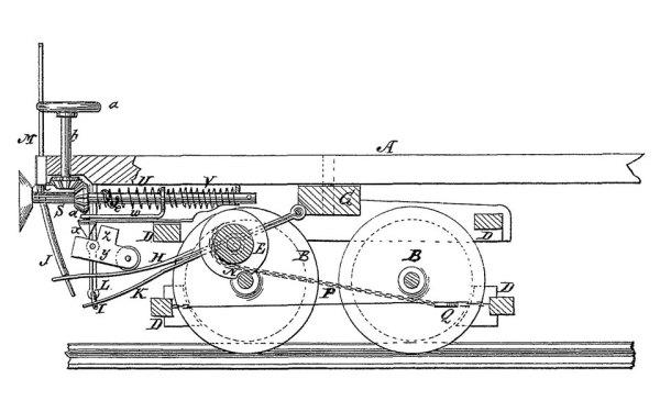 Railway Sleeper Car